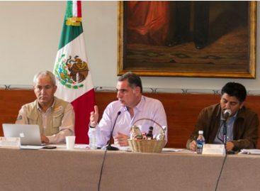 Destinan 28.8 mdp para fortalecer sector cafetalero de Oaxaca; presentan resultados del Foro Estatal