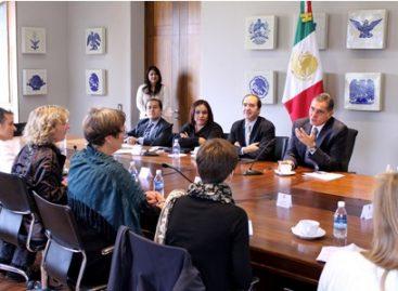 Reconocen Eurodiputadas voluntad del Gobierno de Oaxaca para esclarecer asesinatos de Beatriz Cariño y Jyri Jaakkola