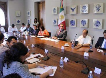 Evalúa Gabino Cué cumplimiento de medidas cautelares de la CIDH para Alejandro Solalinde
