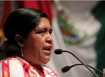 Llama diputada de Oaxaca a protestar contra la reforma laboral federal