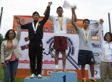Luis Reynaldo Urbina y Mónica Patricia Ortiz los jóvenes más rápidos de Oaxaca