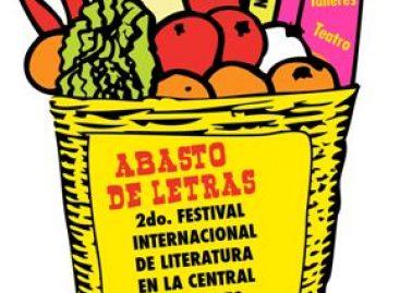 """Presentan Programa del 2° Festival Internacional de Literatura """"Abasto de Letras"""" 2012"""
