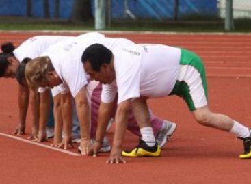 Inician Olimpiadas de la Tercera Edad con la participación de más de tres mil competidores