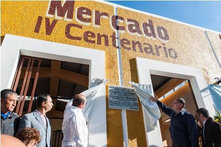 IV Centenario y Zonal Santa Rosa