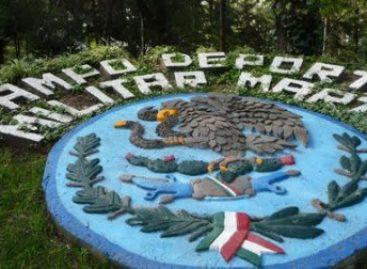 """Inauguran """"Plaza del Servicio a la Patria""""; homenaje a militares caídos en cumplimiento de su deber"""