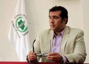 Titular de la Defensoría de los Derechos Humanos del Pueblo de Oaxaca