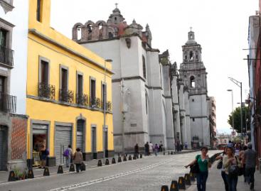 Concluye Fideicomiso Centro Histórico trabajos de mantenimiento en fachadas, en el DF