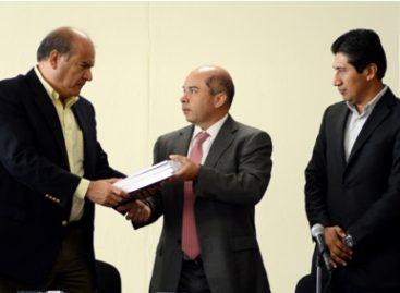 Recibe Congreso de Oaxaca para su análisis Paquete fiscal por 47 mil 899 millones de pesos