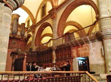 "Fortalece Festival ""Eduardo Mata"" identidad musical de Oaxaca: SECULTA"