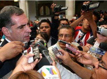 Este jueves, por segunda vez, Gabino Cué, rendirá su Informe de Gobierno