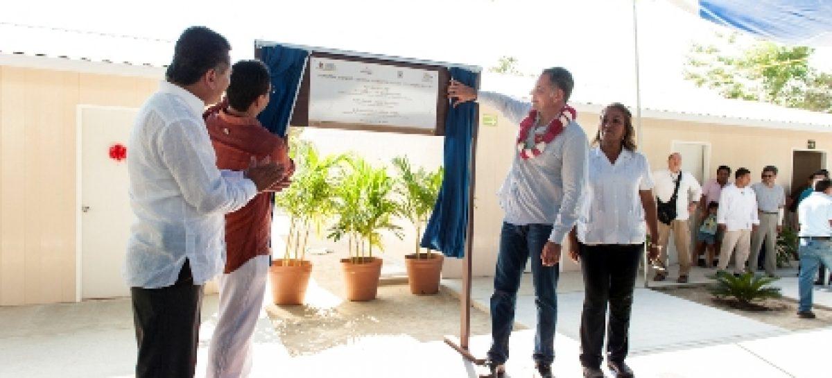 Inauguran quinta escuela Nissan en Oaxaca y número 74 a nivel nacional