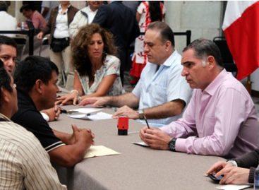 Abren registro para 23 Audiencia Pública a realizarse el 19 de noviembre, en Palacio de Gobierno de Oaxaca