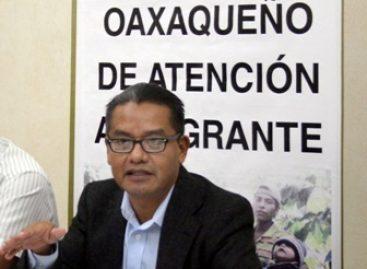 Destinan 500 mil pesos en apoyo a migrantes oaxaqueños que regresan de la frontera