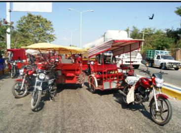 Acuerdan solución al transporte SEVITRA y taxistas de Juchitán