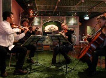 Abre Kelemen Quartet conciertos de Instrumenta en la ciudad de Oaxaca