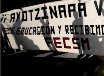 Nueva agresión armada contra normalista de Ayotzinapa denuncian defensores de derechos humanos