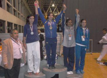 Logran tae kwondoines oaxaqueños dos medallas de bronce en el Campeonato Nacional Juvenil