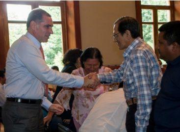 Acuerda gobierno y Frente de Organizaciones sumar esfuerzos a favor del campo oaxaqueño