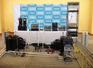 Armada de México desmantela redes de comunicaciones en Coahuila y Veracruz
