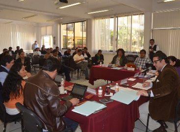 Emite Consejo Ciudadano de la DDHPO alerta temprana al Poder Judicial para que instale Sala Constitucional