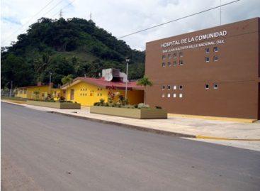 En tres años de operación, Hospital de Valle Nacional cumple con compromisos de salud