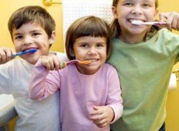 Impulsa IMSS higiene bucal en beneficio de niños y jóvenes de Oaxaca