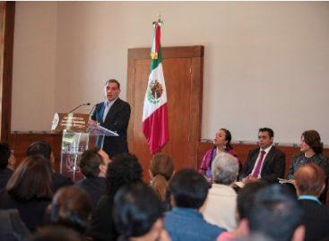 Crearán Escuela de alta formación en Derechos Humanos para servidores públicos, en Oaxaca