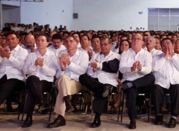 La alternancia se consolida en el país, fortaleciendo la democracia nacional: Cué Monteagudo