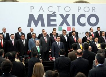 """Oaxaca se suma al """"Pacto por México"""", convocado por la Presidencia de la República y las Fuerzas Políticas"""