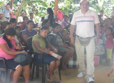 Ofrece aspirante a candidatura por el municipio de Loxicha atender rezagos que enfrenta la población