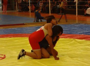 Realizan selectivo de luchas asociadas rumbo a la Olimpiada Nacional 2013
