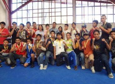 Listos los 39 seleccionados oaxaqueños de box que competirán en la fase regional en Puebla