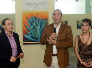"""""""EnmagueyArte"""", una forma del arte para promover la cultura del mezcal: Campos Orozco"""