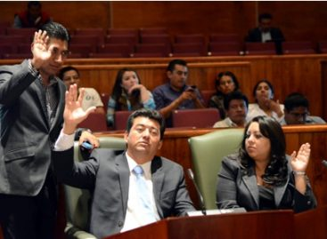 Designó Congreso de Oaxaca a integrantes del Concejo Municipal de Santa María El Tule