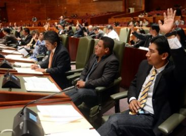 Aprueba Congreso de Oaxaca leyes de Hacienda y de Ingresos y reforma la Ley de Derechos