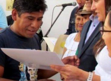 Premian a ganadores de los Concursos de Nacimientos y Juguetes Populares, en Oaxaca