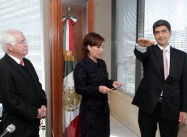 Toma posesión Ernesto Nemer como Subsecretario de Desarrollo Social y Humano de Sedesol