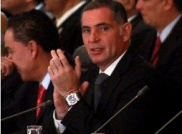 Se adhiere Oaxaca al Programa de Seguridad del presidente Enrique Peña Nieto: Cué Monteagudo