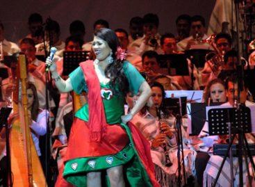 Bajo el Laurel; presenta Georgina Meneses Alma de México, en la capital oaxaqueña