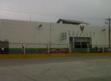 Luego de un siniestro, opera con normalidad Hospital del IMSS en Tuxtepec