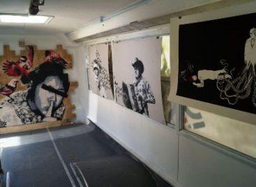 En el segundo catálogo de arte urbano participan 40 creadoras plásticas