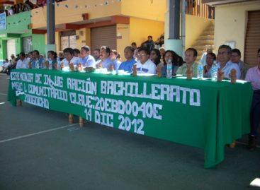 Inauguran Primer Bachillerato Musical Comunitario, en San Bartolomé Zoogocho, Oaxaca