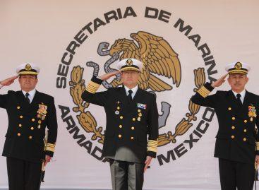 Ceremonia de entrega-recepción del Mando de Armas del Cuartel General del Alto Mando