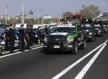 Operativo Invierno 2012 brinda más de 68 mil apoyos de la Policía Federal