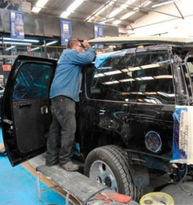 Asociación Mexicana de Blindadores de Automotores
