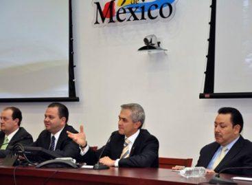Inicia Operativo Navidad 2012 en el DF; El alcoholímetro se instalará las 24 horas del día