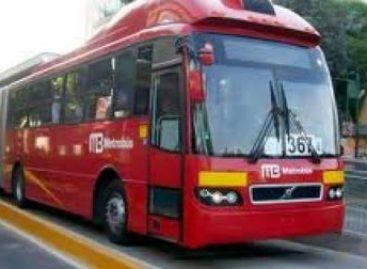 Operará Metrobús con horario especial este 24 y 25 de diciembre