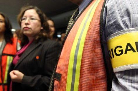 Promueven autoridades elaboración de Plan Familiar de Protección Civil en el Distrito Federal