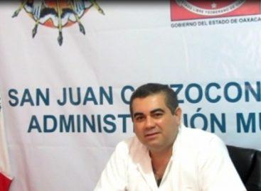 Intereses mezquinos de grupos minoritarios pretenden desestabilizar San Juan Cotzocón, Oaxaca