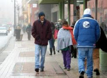 Exhortan a la población del DF a tomar medidas preventivas ante las bajas temperaturas